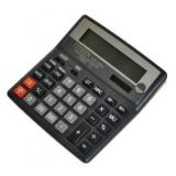 Калькулятор Citizen настольный проф. 16 р. двойное питание SDC-660ll